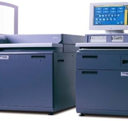High Sped Photo Finishing System