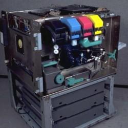 Console Color Electrophotographic Printer